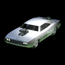 Fast & Furious Dodge Charger body icon