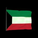 Kuwait antenna icon