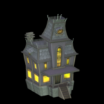 Haunted House topper icon.png