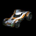 Sentinel body icon orange