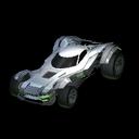 Sentinel body icon titanium white