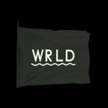 WRLD antenna icon