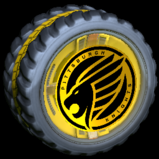 Bionic Pittsburgh Knights wheel icon