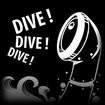 Crash Dive decal icon