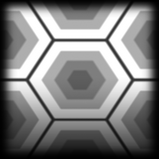 Hexed decal icon