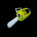 Chainsaw topper icon saffron