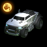 Road Hog body icon paint