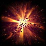 Solar Flare goal explosion icon