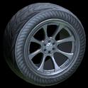 Octavian wheel icon black