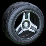 Invader wheel icon