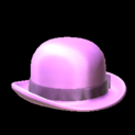 Derby topper icon pink