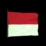 Indonesia antenna icon
