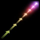 Pixel Pointer trail icon