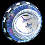 Usurper Holographic Evil Geniuses wheel icon