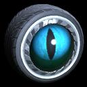 Grimalkin wheel icon sky blue
