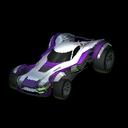 Sentinel body icon purple