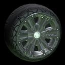Thread-X2 wheel icon black