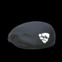 Ivy cap topper icon black