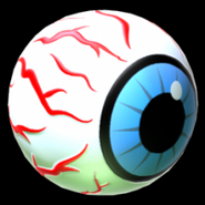 Eyeball antenna icon
