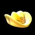 Foam hat topper icon orange