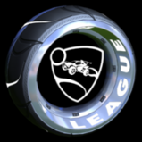 League Shield wheel icon