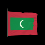 Maldives antenna icon