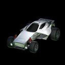 Venom body icon grey