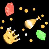 Treasure rocket boost icon