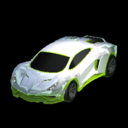 Endo body icon lime