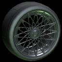 Yamane wheel icon black
