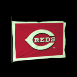 Cincinnati Reds antenna icon