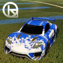 Jäger 619 RS Euphoria decal