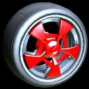 Masato wheel icon crimson