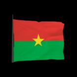 Burkina Faso antenna icon