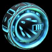 Tanker Infinite wheel icon