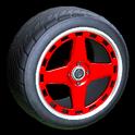 Alchemist wheel icon crimson