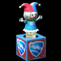 Jack-in-the-Box topper icon sky blue