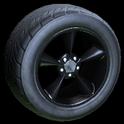 Stern wheel icon black