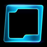 Ombre avatar border icon