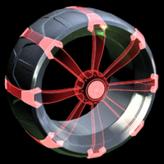 Picket Holographic wheel icon