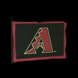 Arizona Diamondbacks antenna icon