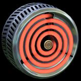 Burner wheel icon