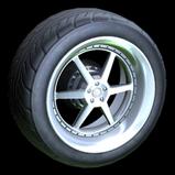 Fast & Furious Nissan Skyline wheel icon