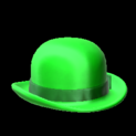Derby topper icon forest green