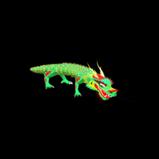 Paper Dragon antenna icon