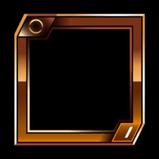Season 14 - Bronze avatar border icon