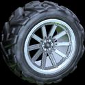 Almas wheel icon grey