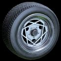Falco wheel icon grey