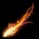 Season 8 - Gold rocket boost icon