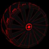 Metal-Carpus Inverted wheel icon